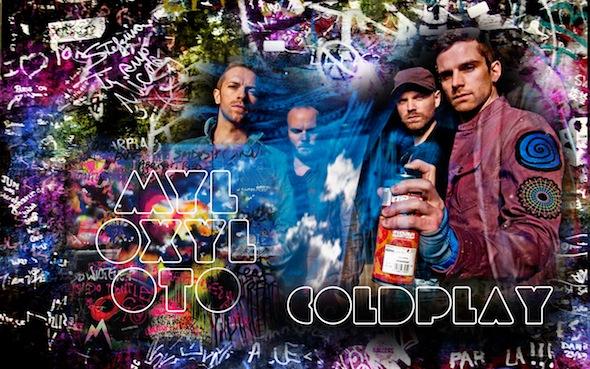 Google Doodle Symbolik Coldplay_mx